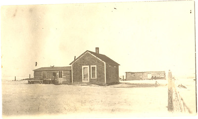 High-Resolution Scan of Family Homestead