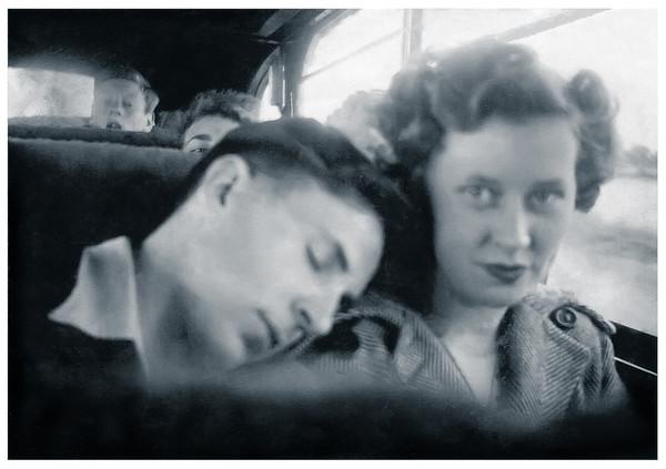 Restored Photographic Print