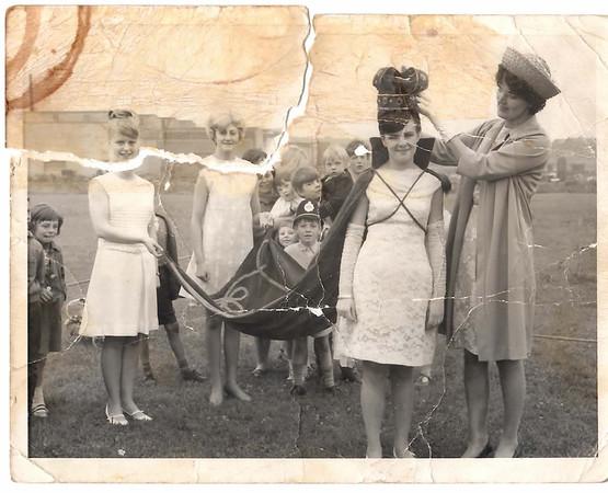 Original Damaged Photograph