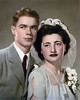John and Ellen Marshall Wedding Photograph