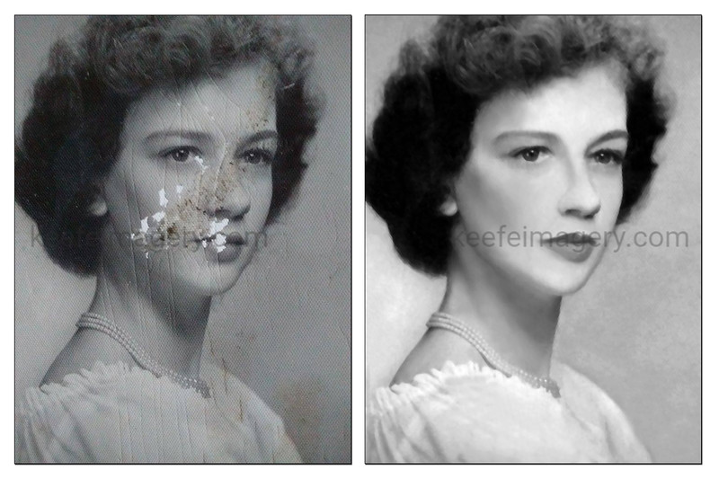 My Dear Aunt Delores