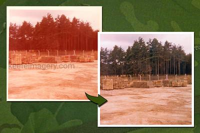 Ammo Dump Photo Restoration