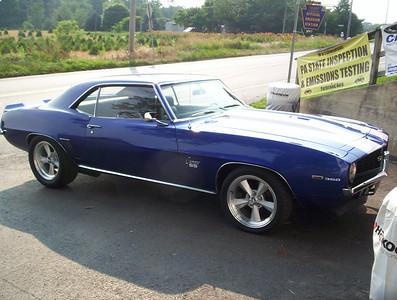 Dales 1969 Camaro