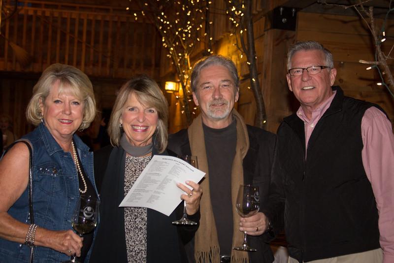 Kathy Moss, Shea Weidner, Gary Weidner, Mike Moss (1)