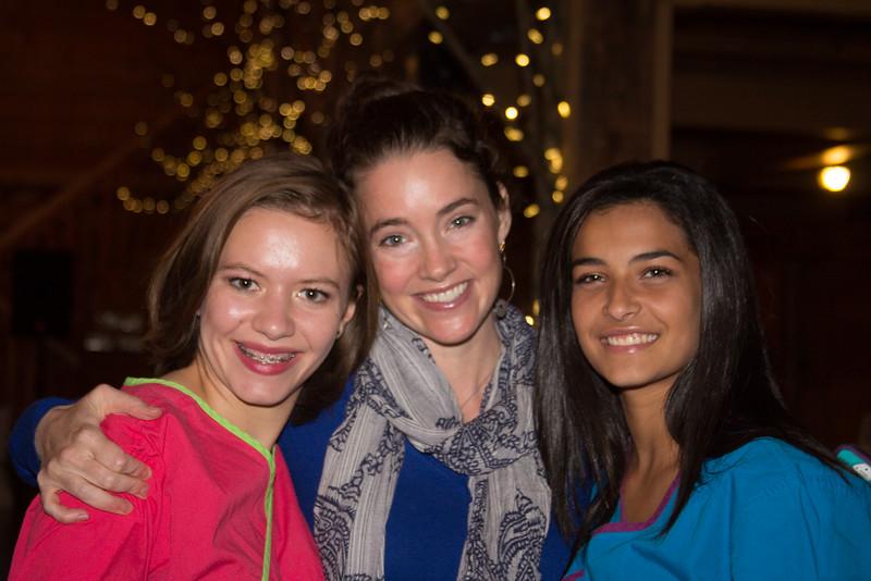 Ellie Jones, Sarah Fennel, Tang Donovan (1)