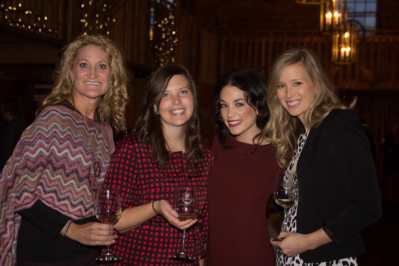 Michelle Fyfe, Kalyn Grimes, Katelynn Zoellner, Amanda Grimes