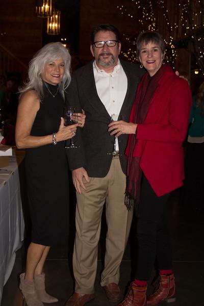 Sandy Sale, Tim McFarland, Andrea Fournet