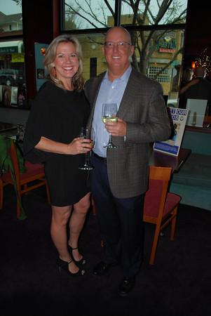 Theresa Marshall and Neil Spencer (1)