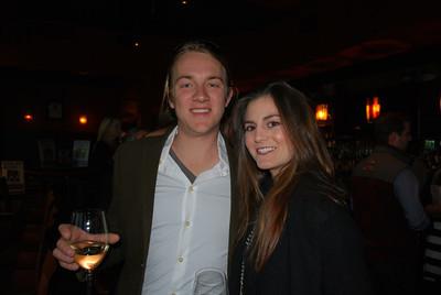 Matt Dickhut and Molly Johnson