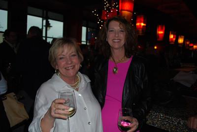 Carol Eaton and Debi Smith