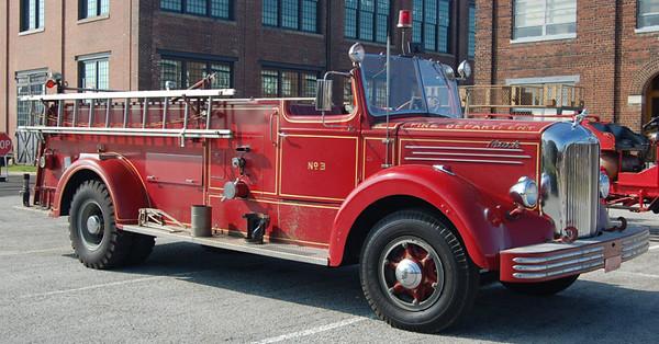 """Spencer, NC """"Former Engine 755"""""""