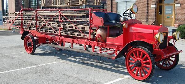 "Elizabeth City, NC ""Former Service Truck"""