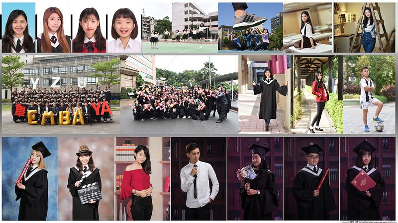 Portrait-graduation