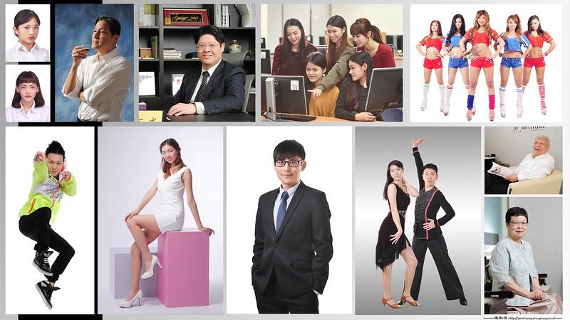 Portrait - Passport photo /Professional portrait/corporate headshots