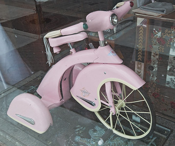 Hollister Antique Tricycle