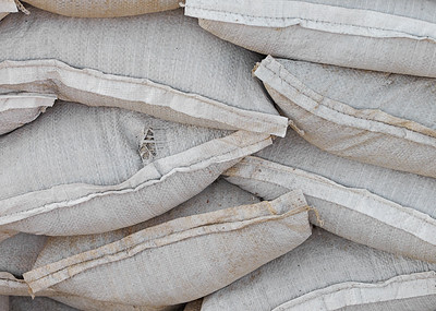 Sandbags (C1, Olympus 4/3 50mm Macro)
