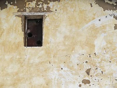 Carmel Mission Small Window