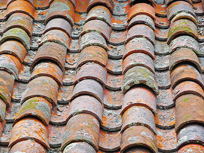 Carmel Mission Roof Tiles