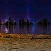 Wooden Skyline - Peter Chalmers