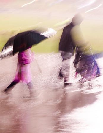 Rain Gear - Kim McAvoy