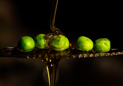 Peas with Honey - Jocelyn Manning