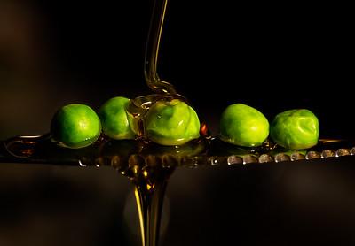 Peas with Honey - Jocelyn Manning