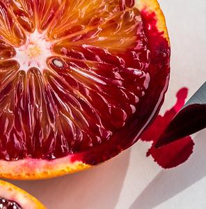 Blood Orange - Ann Jones