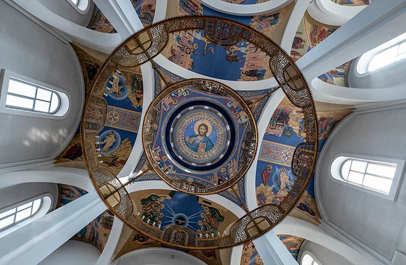 Cathedral at PK - Richard Kujda