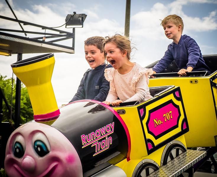 Runaway Train - Richard Goodwin