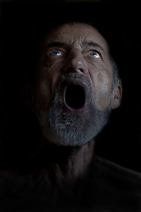 Agony - Phil Burrows
