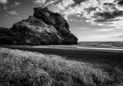 Piha Beach - Jocelyn Manning