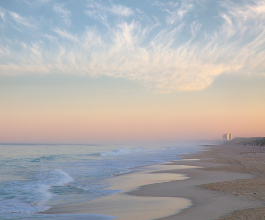 Pastel Dawn - Steve Crossley