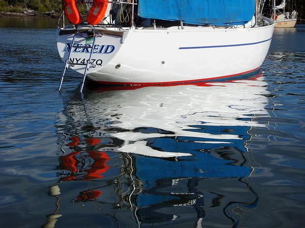 Nereid Reflections - Phil Burrows