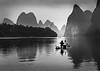 Down the Li River - Susan Moss