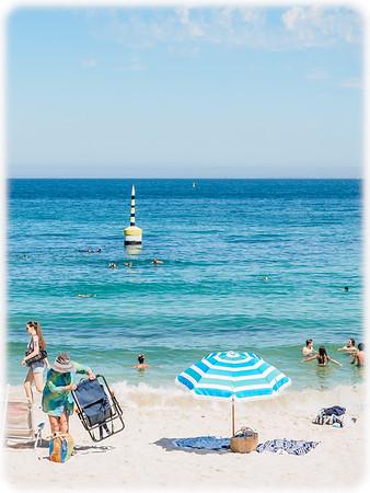 Organised Beachlife - Derek Judkins