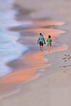 Sunset Beach Walk - Sybille Bonow