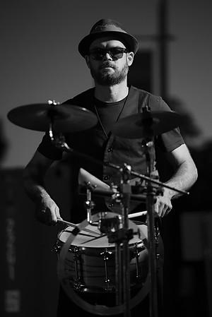 Moody Drummer - Steve Crossley