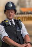 The London Policeman - Sybille Bonow