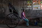 Rickshaw Puller - Susi Nodding