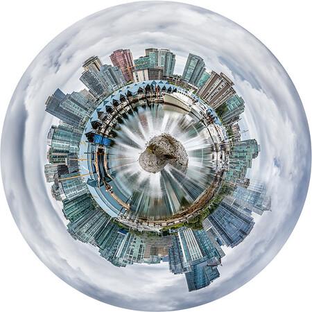 A Covid World - Derek Judkins