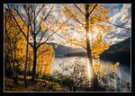 Autumnal Sunset - Derek Judkins