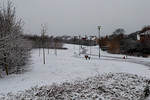 Winter in Swindon UK - Mike Oborn