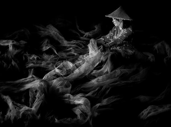 Mending - Russell Donkin