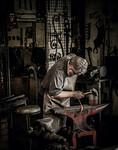 Blacksmith Craftsman - Munib Fetahovic