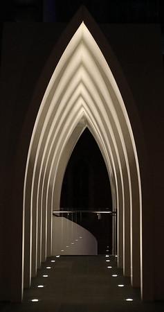 Arches in the Night - Debbie Sullivan