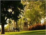 <b>Sunrise at King's Park</b> - Bruce Finkelstein Sixth place members' choice