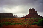 <b>Monument Valley, West Mitten Butte</b> - Kim McAvoy Second place judge's choice and fifth place members' choice