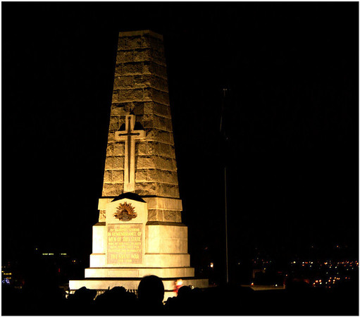Dawn Service - Bruce Finkelstein<br /> Sixth place members' choice