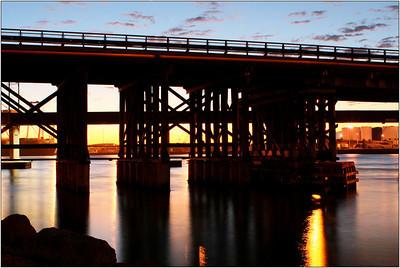 Fremantle Bridge - Hans Wellinger Set - Fourth Place members' choice