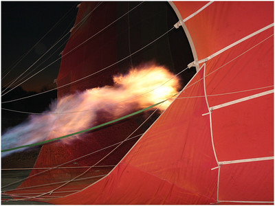 Balloon Inflating - Ann Jones Equal Fifth place members' choice